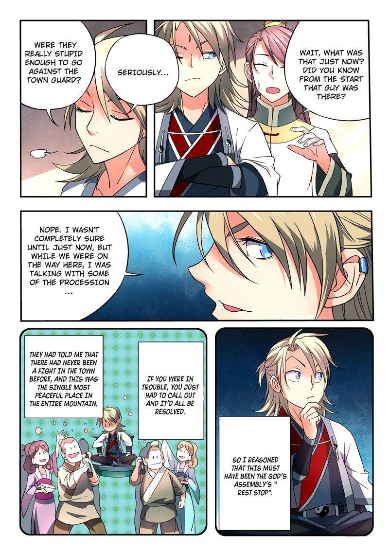 Spirit Blade Mountain - Chapter 8