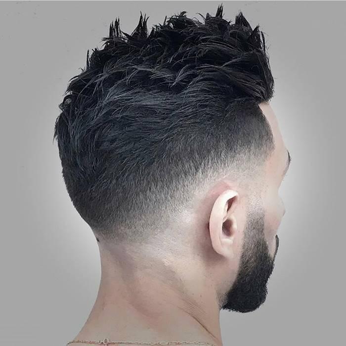 Cortes de cabelo masculino degradê para 2020