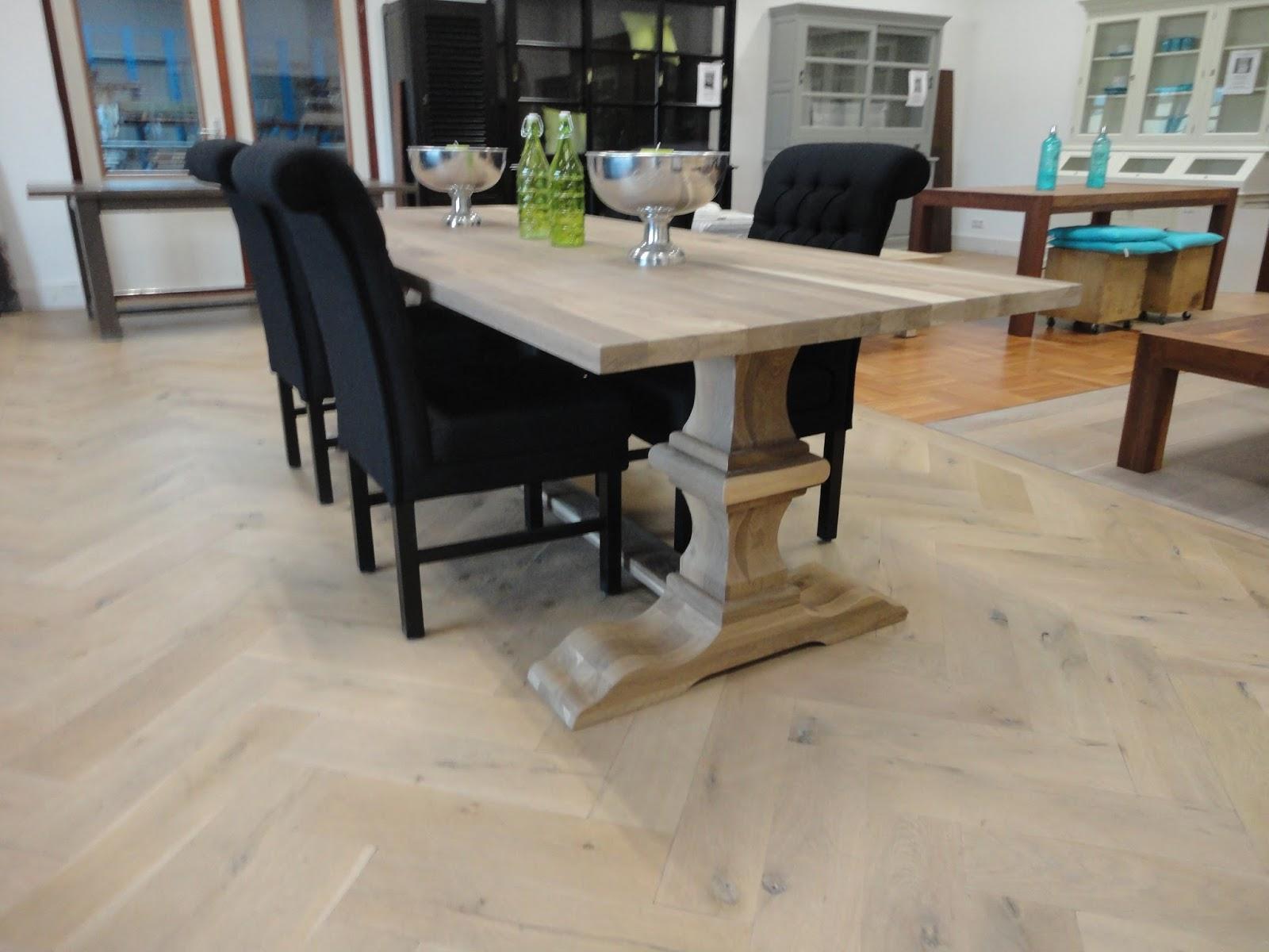 Verschil houten vloeren en pvc