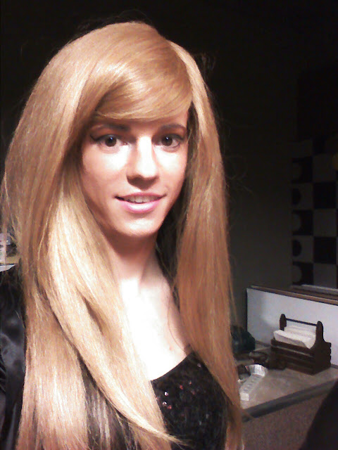girlfriend makeup boyfriend