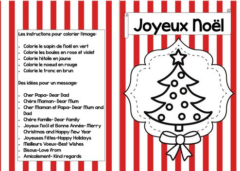 French Christmas Cards Image-2