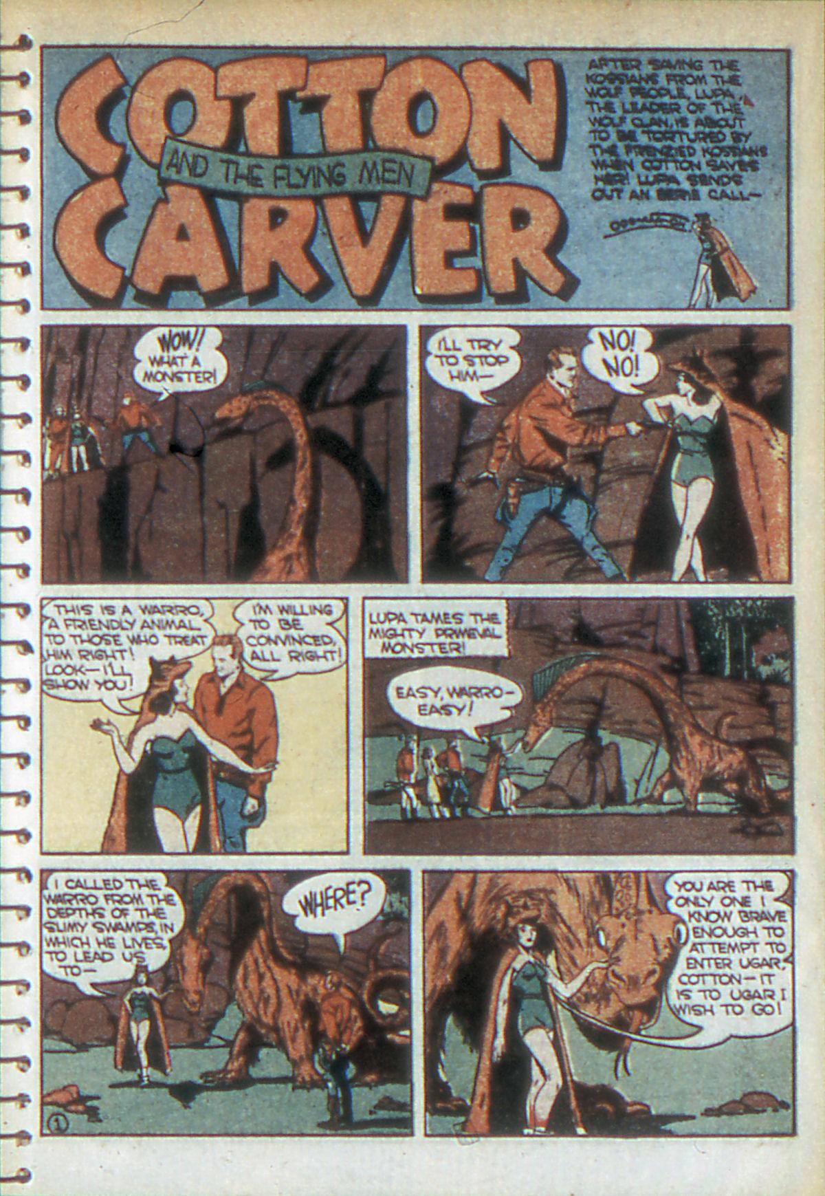 Read online Adventure Comics (1938) comic -  Issue #52 - 41