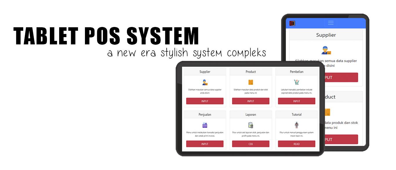 Program kasir online mudah digunakan