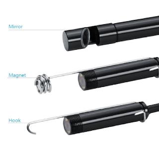 Les accessoires pour l'endoscope pour Smartphone