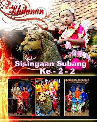 Vidio Sisingaan perhajatan Mang Yono di Subang - Bagian Ke 2 - 2