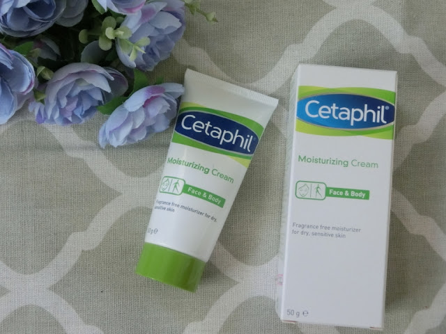 Review CETAPHIL Moisturizing Cream