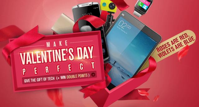 GearBest Ofrece Grandes Descuentos para San Valentín