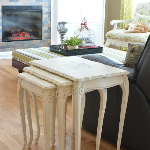 The Nesting Tables Got A Makeover Again