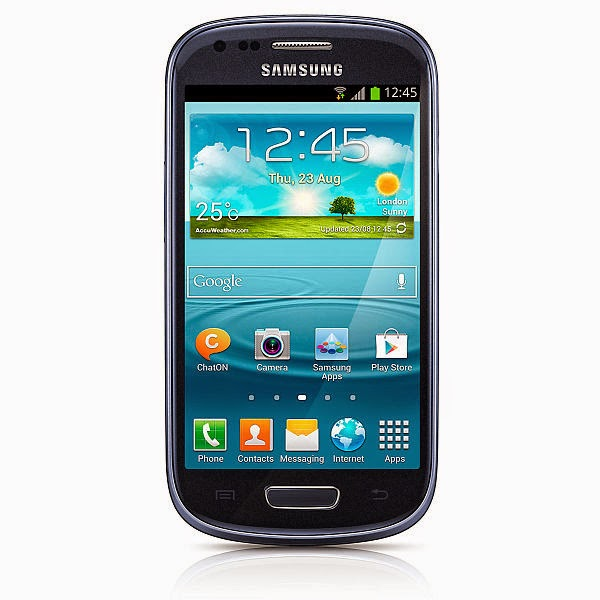 Usa Hotmail con el nuevo Galaxy S3 Mini