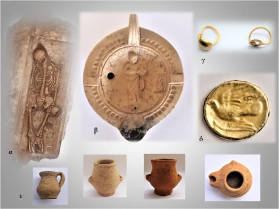 Συστηματική αρχαιολογική έρευνα σε νεκροταφείο ελληνιστικών και ρωμαϊκών χρόνων στο Χιλιομόδι Κορινθίας