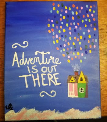 Adventure Is Out There on the Virtual Refrigerator  - share your art posts on our Virtual Refrigerator - an art link-up hosted by Homeschool Coffee Break @ kympossibleblog.blogspot.com