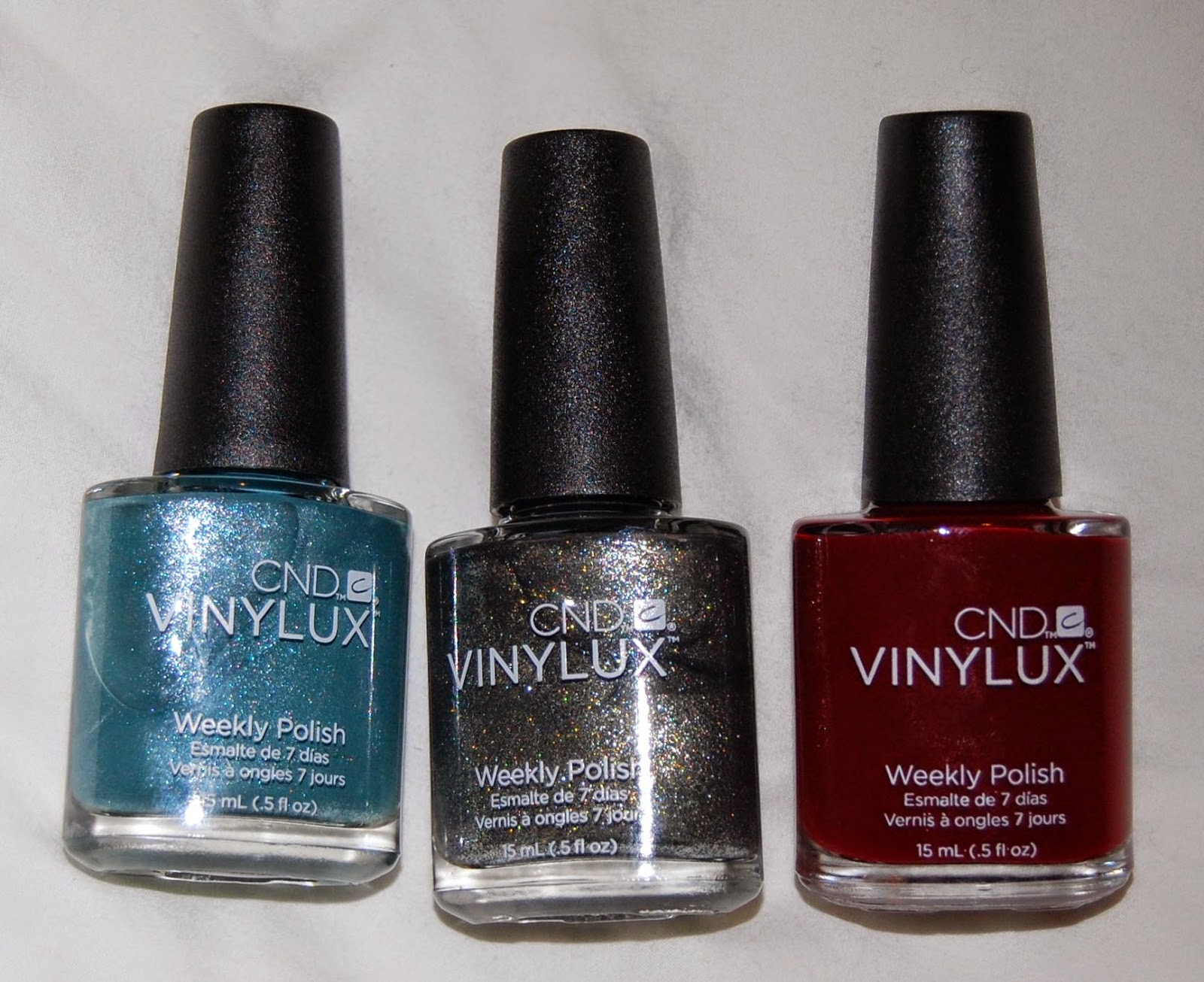 beauty squared: CND Vinylux Weekly Polish in Daring Escape Review, Photos and Swatches