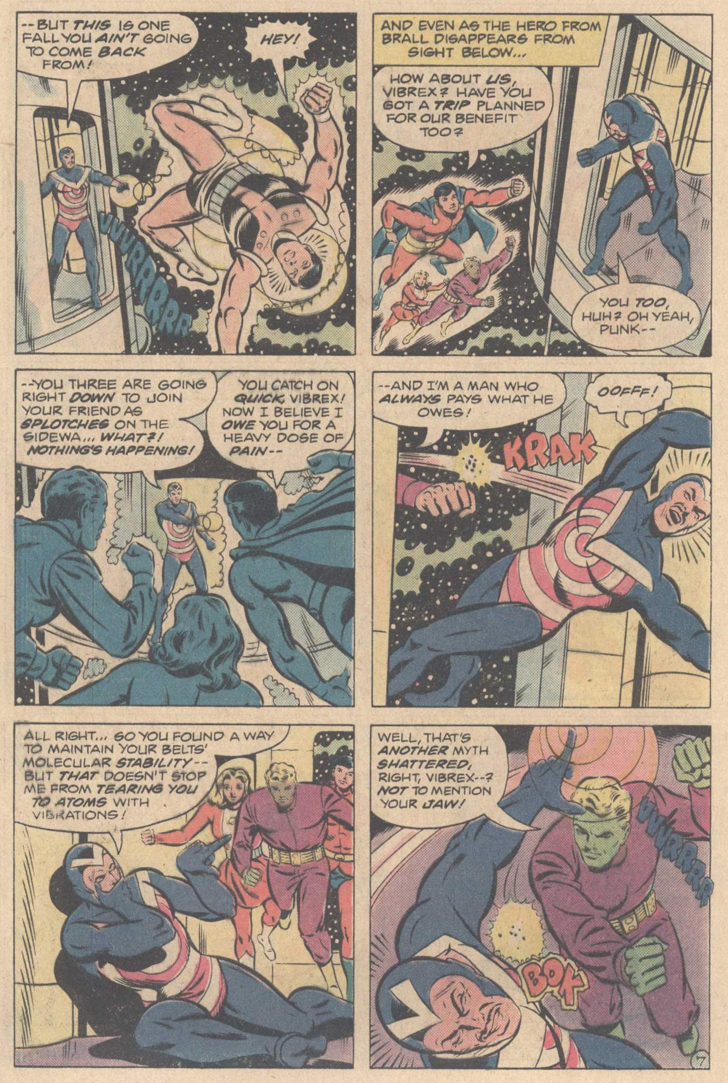 Legion of Super-Heroes (1980) 267 Page 31
