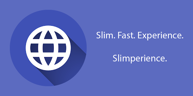 المتصفع الأخف و الاسرع على الاطلاق Slimperience Browser Pro v1.1.7