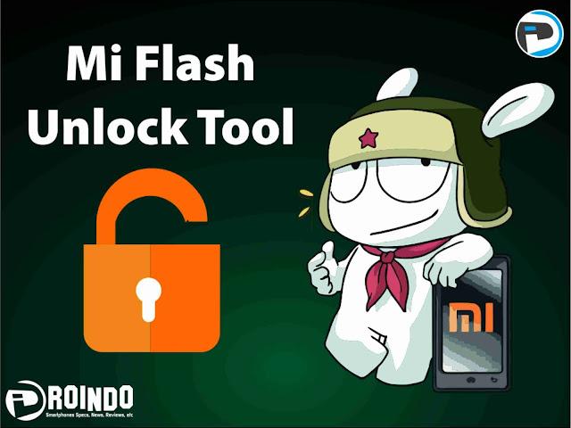 Mi Flash Unlock Tool Versi terbaru V2.3.803.10