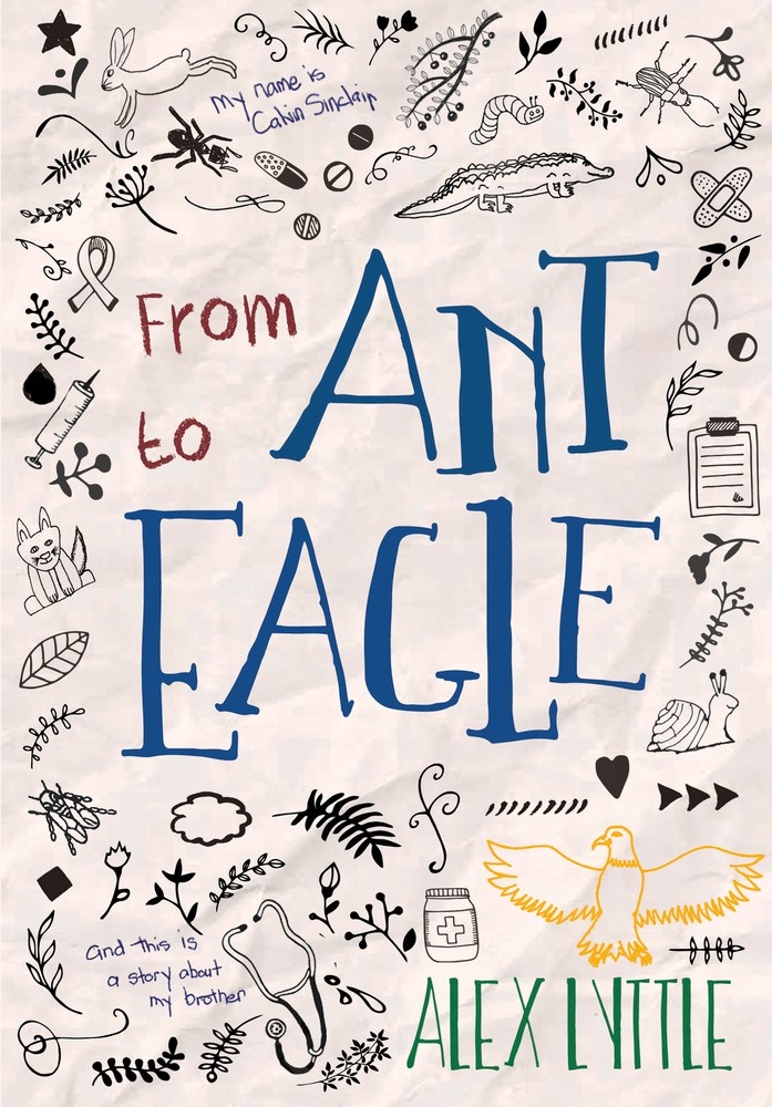 From Ant to Eagle (Alex Lyttle)