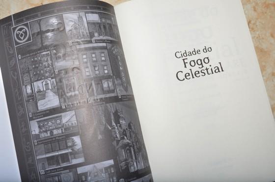 Ebook Cidade Do Fogo Celestial