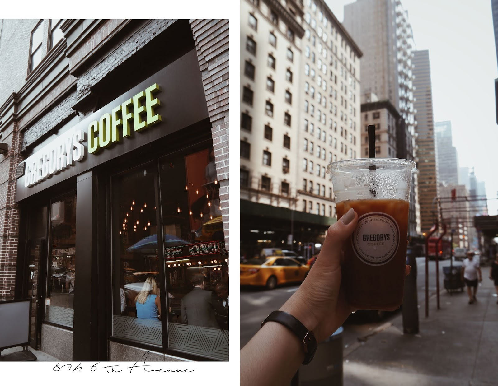 new york instagram places guide food spots instagrammable worthy gregorys coffee 2