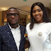No man succeeds without a good woman behind him- Ubi Franklin