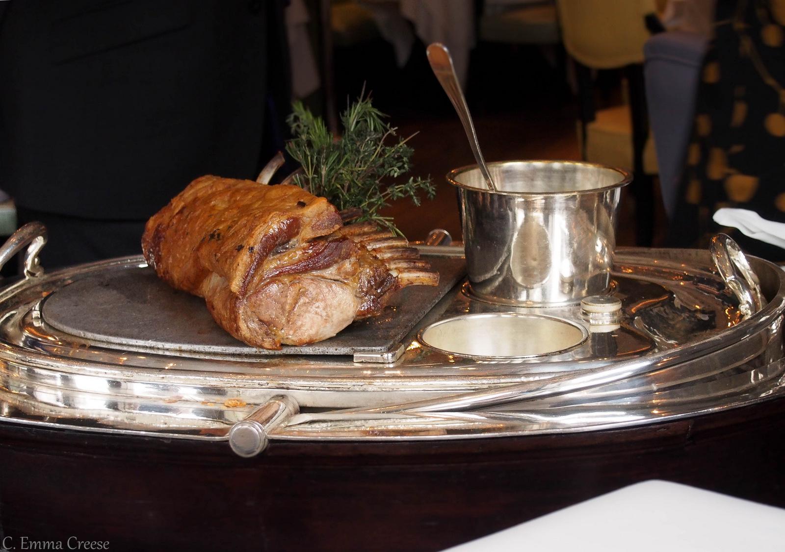 Luxury Brunch Roux at the Landau Langham Hotel Adventures of a London Kiwi