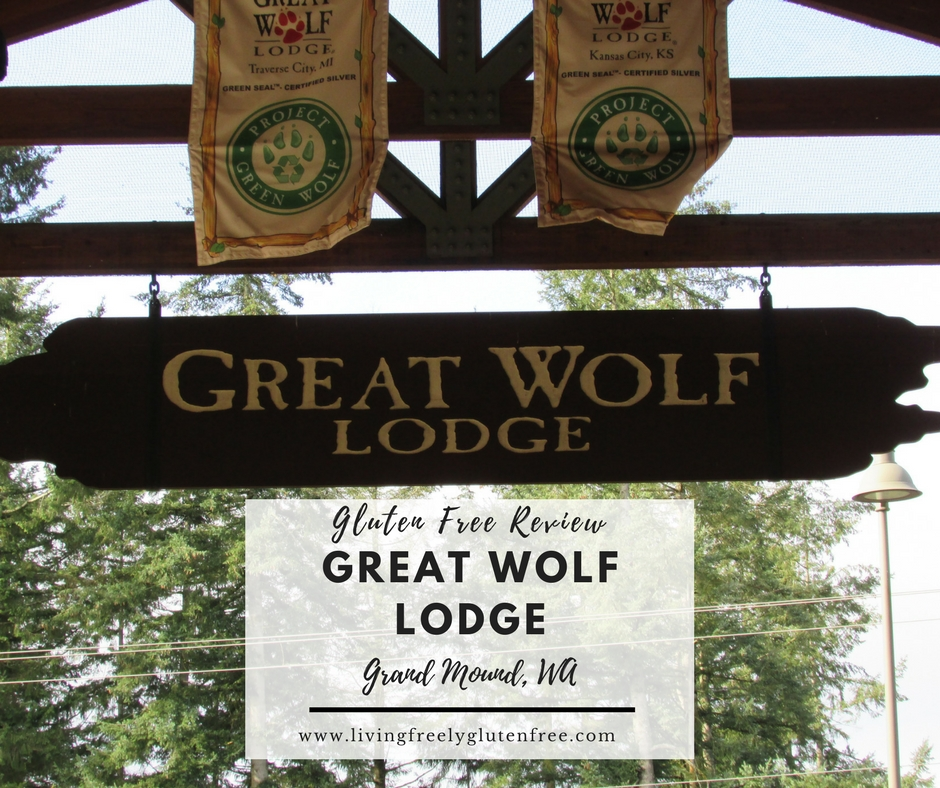 Great Wolf Lodge- Review - Living Freely Gluten Free