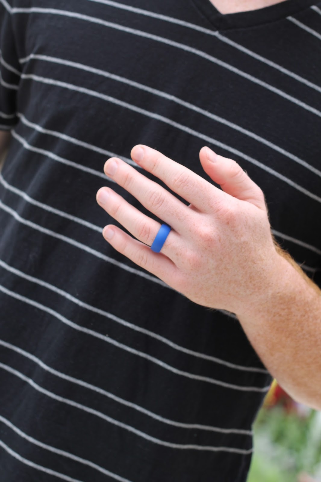 man jewelry qalo ring review by hh grey tungsten wedding bands My cousin just told me a story a few weeks ago about how he broke his tungsten ring at work recently He was reaching for a box on shelf up high in