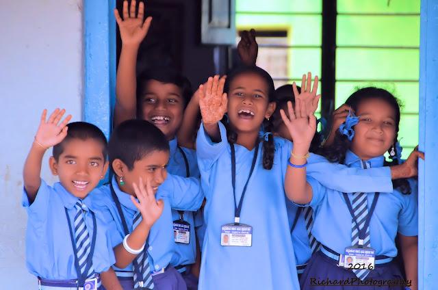 écoliers kerala