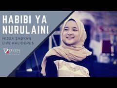 Nissa Sabyan - Habibi Ya Nurul Aini