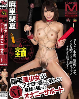 DASD-357 Hard M Masturbation Support Mari Nashinatsu Bristles Beautiful Girl