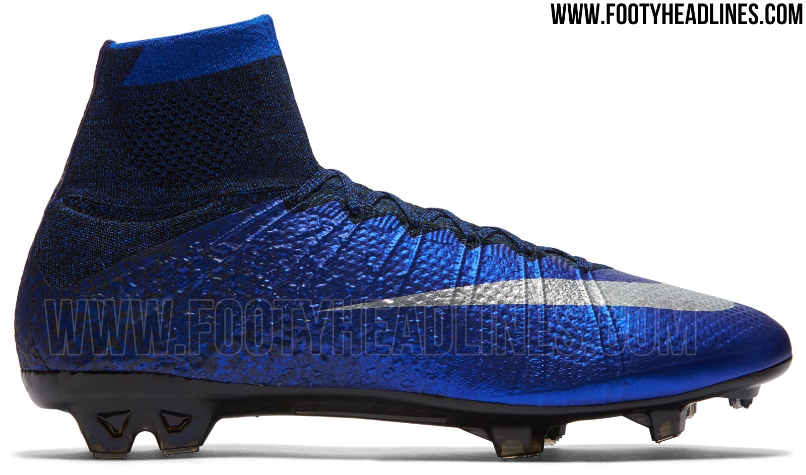 Cristiano Ronaldo Dark Blue Nike Shoes