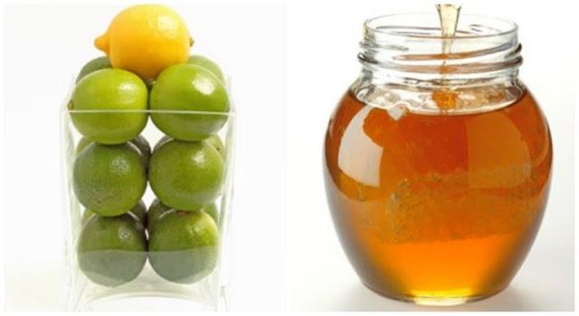 Cách trị mụn trứng cá tại nhà bằng mật ong và chanh