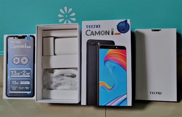 Tecno Camon i TWIN
