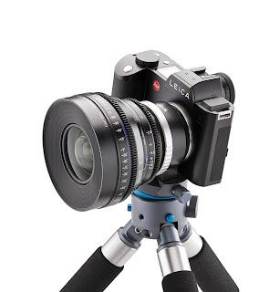 Адаптер Novoflex для объективов PL и камеры Leica SL