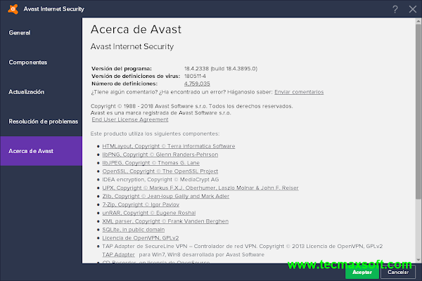 descargar avast internet security mega