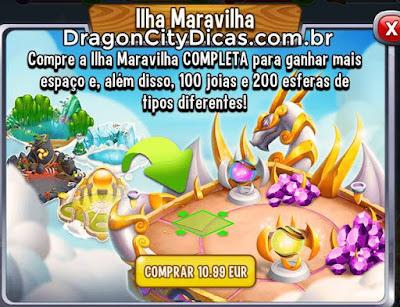 A Nova Ilha VIP - Ilha Maravilha!