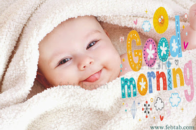 child 4 Good Morning 2018 febtab.com