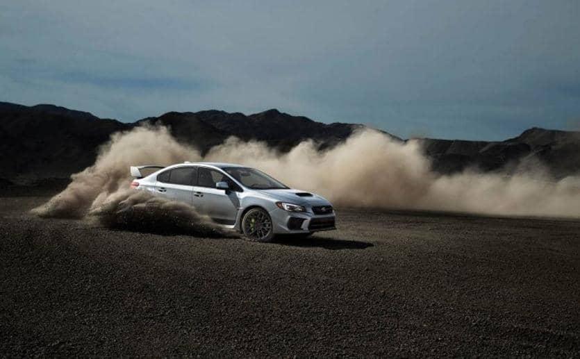 2019 Subaru STi Price