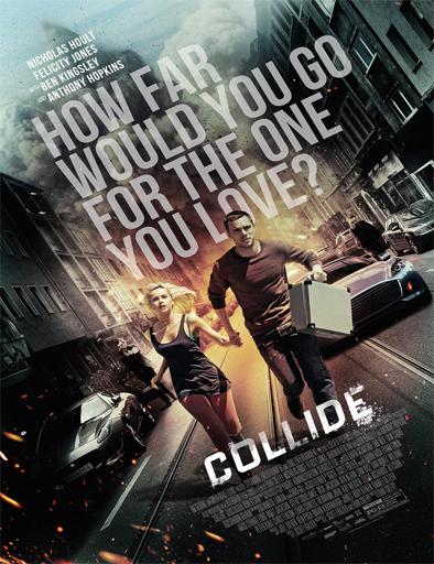 Ver Collide (Persecución al límite) (2016) Online