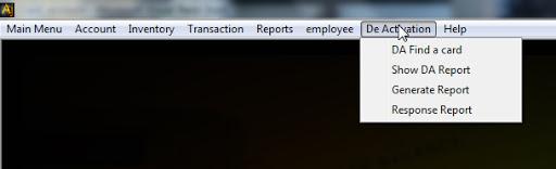 Coding Program Accounting