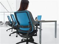 Global Sora responsive chair