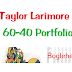Taylor Larimore's Three-Fund Portfolio: 60/40