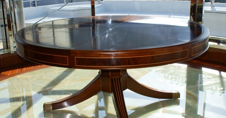 Round Kitchen Tables Set