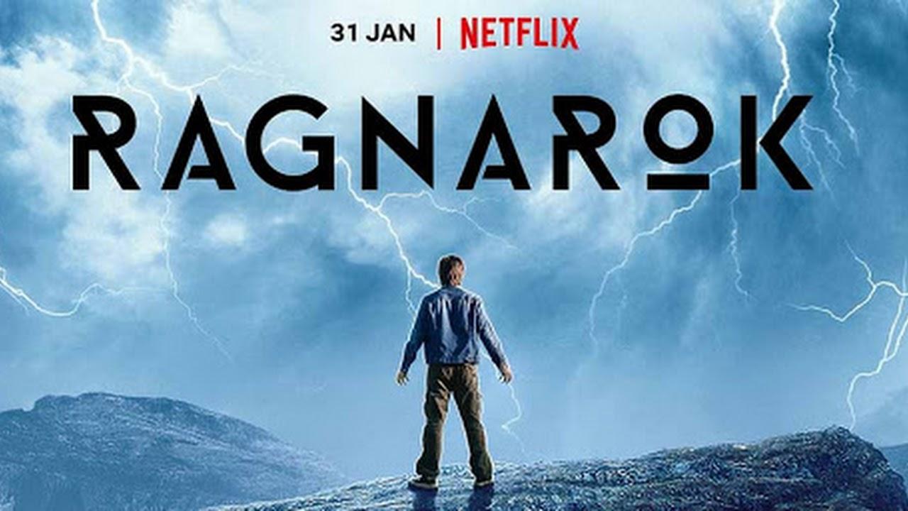 Ragnarok da Netflix é renovada para uma 2º Temporada
