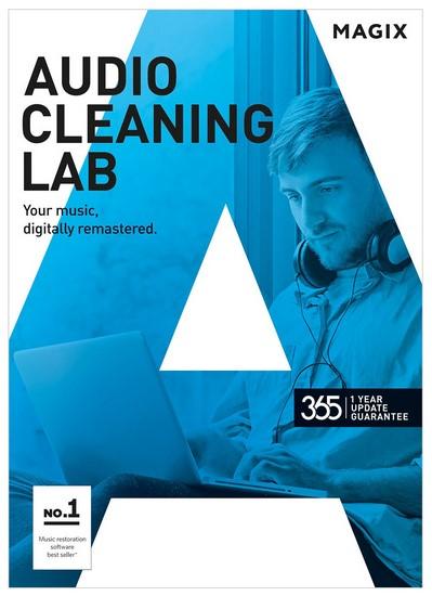 MAGIX Audio Cleaning Lab 2017 22.0.1.22