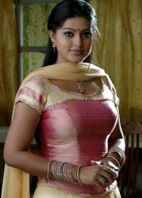 Sneha In Hot Blouse