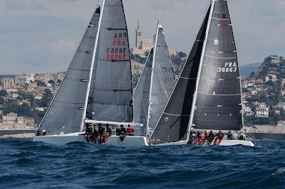La Massilia Cup attend une centaine de bateaux