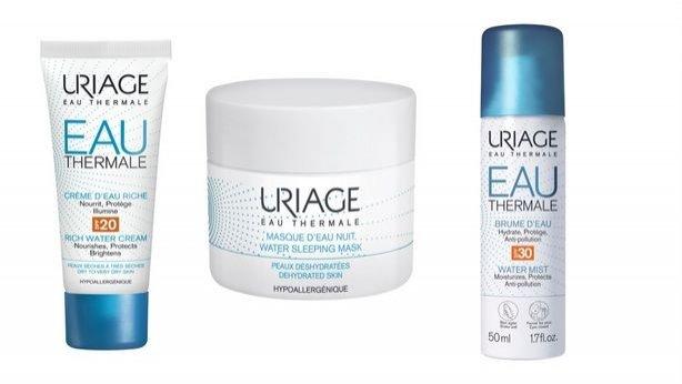 Ultimas novedades en cosmética de Uriage