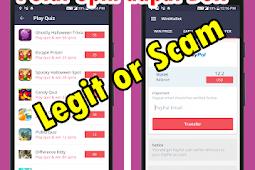 Aplikasi WinWallet Putar Spin Dapat Uang Legit atau Scam ?