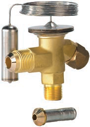 Thermostatic expansion valve dhilreefer