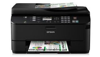 Epson WP 4535 Drivers & Utilities Download